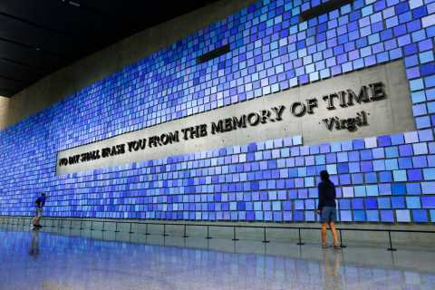 New York: 9/11 Memorial and Museum Entry Ticket