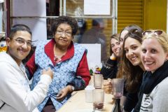 Evening Foodie Tour de La Paz