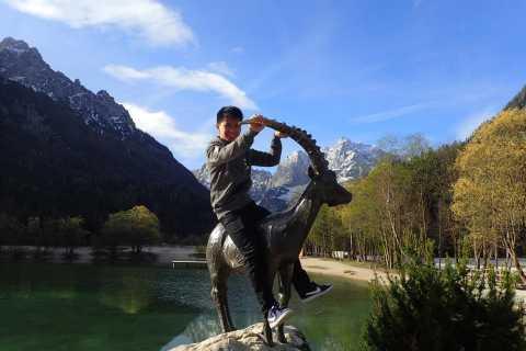 Kranjska Gora, Bovec, Bohinj: viaje de aventura desde Bled