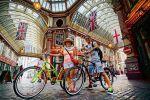 Secret London Tour by Bike