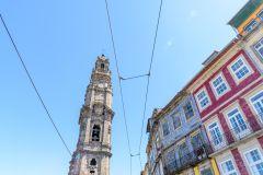 Porto: Ingresso Torre dos Clérigos