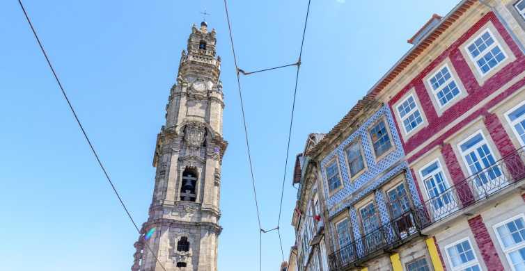 Porto: Torre dos Clerigos Entrance Ticket