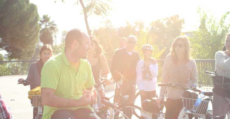 Seville: 3–Hour Bike Tour along the Guadalquivir River