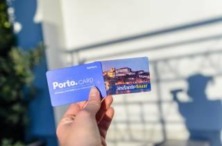 Porto Card con trasporti da 1, 2, 3 o 4 giorni