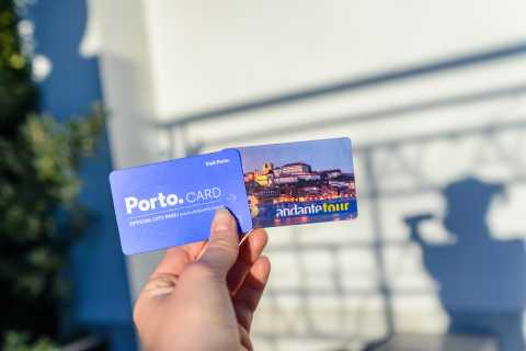 Porto Card with Transportation (1, 2, 3 or 4 Days)