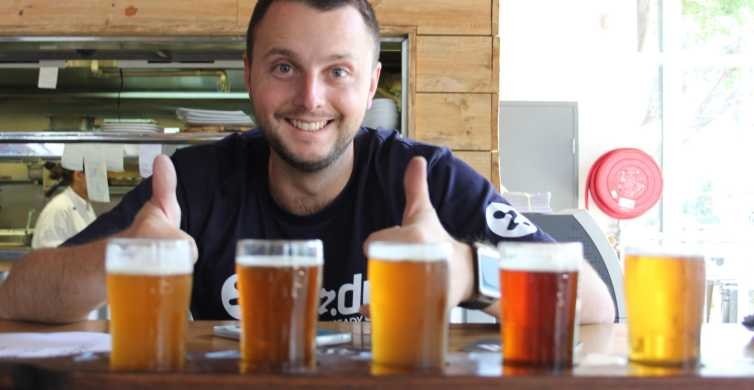 Canberra Brewery and Beer Tour in 3 Hours