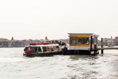 Bilhete Transporte Público em Veneza: Vaporettos e Ônibus