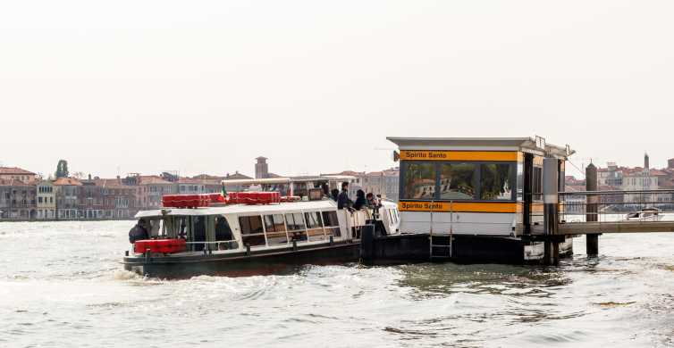 Venice Public Transportation: Waterbus and Mainland Buses