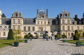 Schloss Fontainebleau: Bevorzugter Einlass