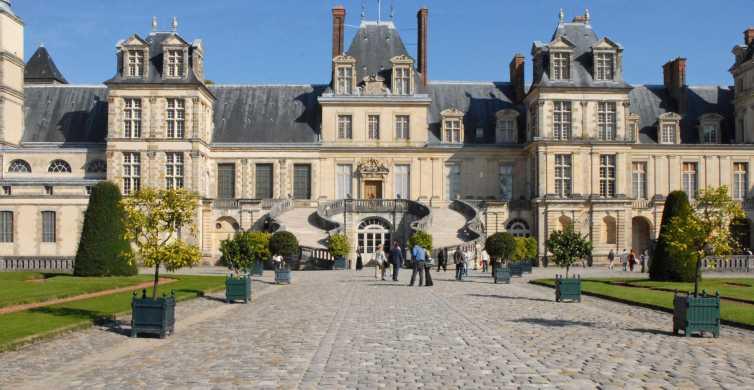 Castello di Fontainebleau: biglietto con accesso prioritario