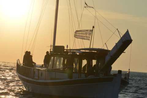 Mykonos e Piccola Venezia: magica crociera al tramonto