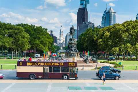 Philadelphia: Kaksikerroksinen kiertoajelubussi