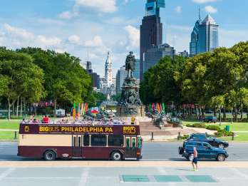 Philadelphia: Doppeldecker Sightseeing-Tour