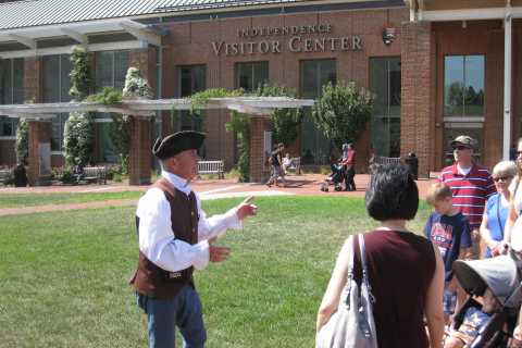 Philadelphia: Franklin Footsteps Historic Walking Tour