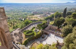 Tivoli: Villa Adriana & Villa d`Este - Halbtägige Tour