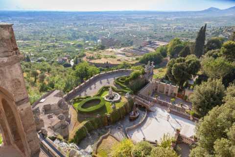 Tivoli: Hadrian's Villa and Villa d'Este Half-Day Tour