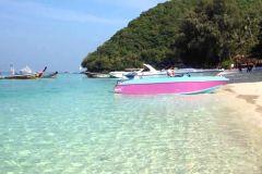 Phuket: Excursão à Ilha dos Corais e Caminhada pelo Mar