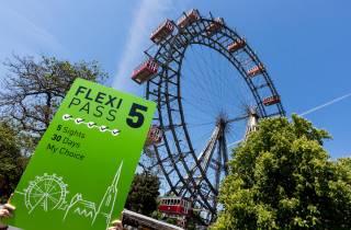 Wien: Flexi-Pass für 3, 4 oder 5 Top-Sehenswürdigkeiten
