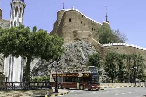 Big Bus Muscat: Classic and Premium Hop-On Hop-Off Tour