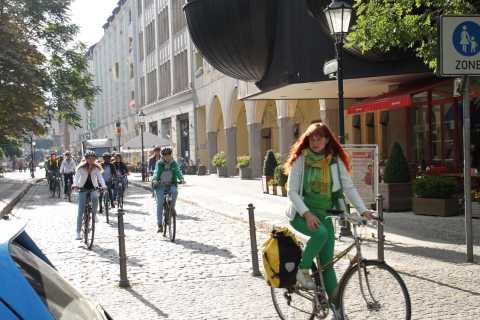 Berlin Vinterspecial: Guidad cykeltur