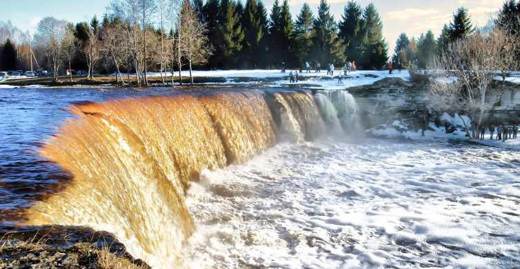 Cascada de Jägala y condado de Harju en 5 horas desde Tallin