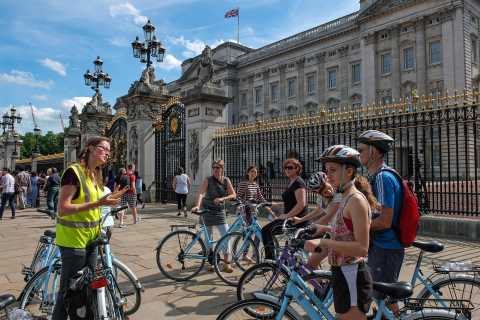 London Private Bicycle Tour