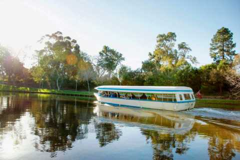 Adelaide Highlights & Hahndorf Tour with River Cruise