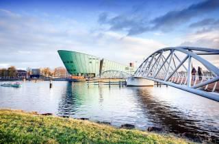 Amsterdam: Ticket für das NEMO Museum