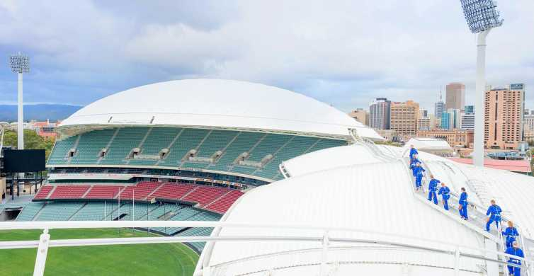 Adelaide Oval 2-timers rooftop klatreopplevelse