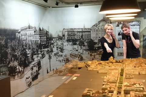 Berlin Story Museum: Ticket and Audio Guide