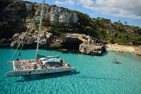 Mallorca: Half-Day Catamaran Cruise to Es Trenc