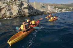 Dubrovnik: Passeio de Caiaque de Duas Horas e Meia