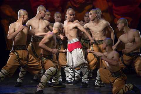 Beijing: Kung Fu Show with Optional Transfers