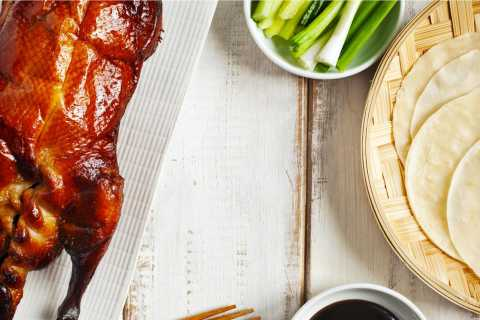 Kung fu Show and Peking Roasted Duck Dinner