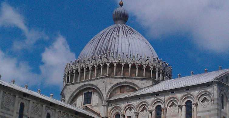 Pisa: 1.5-Hour Small Group Leaning Tower Tour with Tickets
