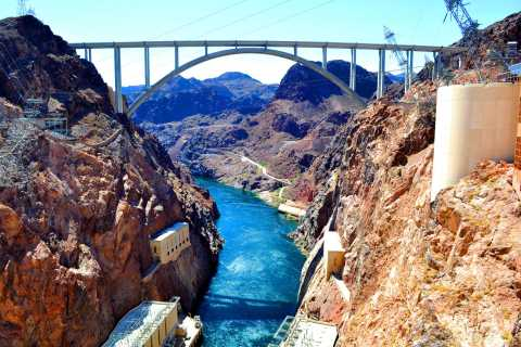 Tour combinato Grand Canyon West e Hoover Dam