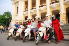 Meio-Dia-Hanoi Foodie Tour by Moto