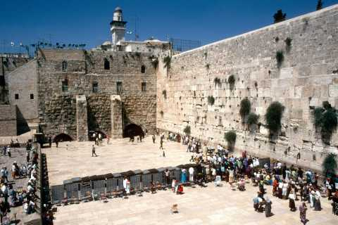 Full Day City Tour of Jerusalem