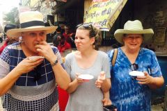 Excursão gastronômica em Jaipur