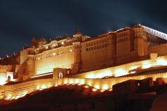 Excursão noturna de Jaipur