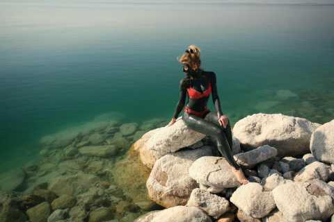 Full-Day Amman City Tour and the Dead Sea from Amman