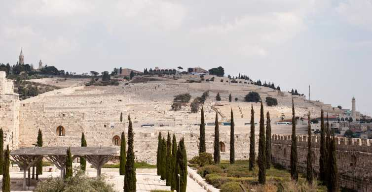 From Jerusalem: Old City & Dead Sea Full-Day Tour