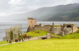 Ab Edinburgh: Tagestour zu Loch Ness, Glencoe & Highlands