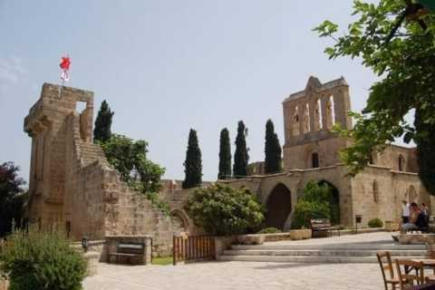 From Kyrenia: Half-Day St. Hilarion Castle & Bellapais Tour