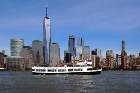 New York: Harbor Lights Night Cruise Skip-The-Box-Office