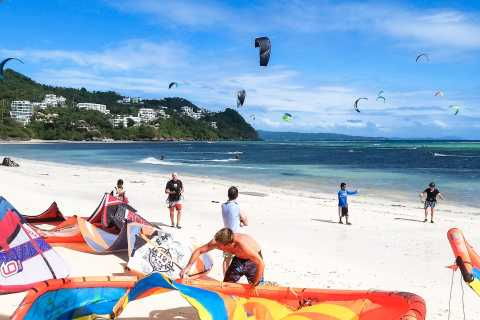 Boaracay: Kiteboarding Beginner's Course