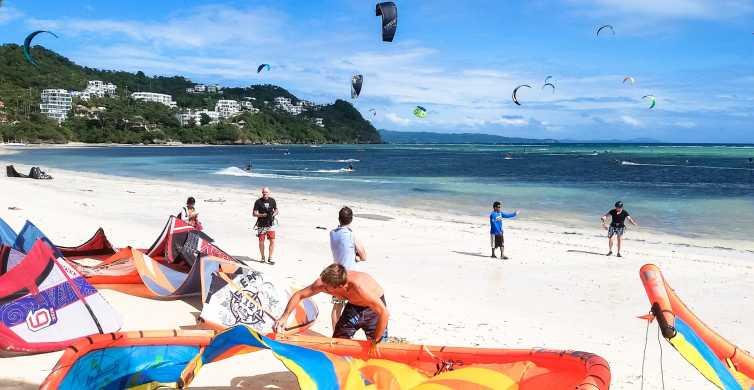Boaracay: Kiteboarding Beginner's Course