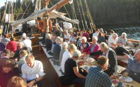 Oslo Fjords 3-Hour Evening Buffet Cruise