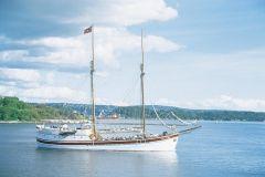 Navegue em Oslo: 3 horas de jazz e buffet de cruzeiro