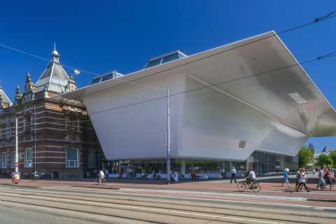 Amsterdam Stedelijk Museum Skip-the-Line Ticket